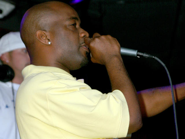 Soul Father Rasco super Emcee rippin the MIC at Club Avalon 2007