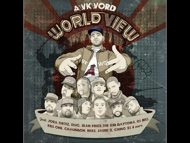 100% For Charity Global Hip Hop Project by Awkword