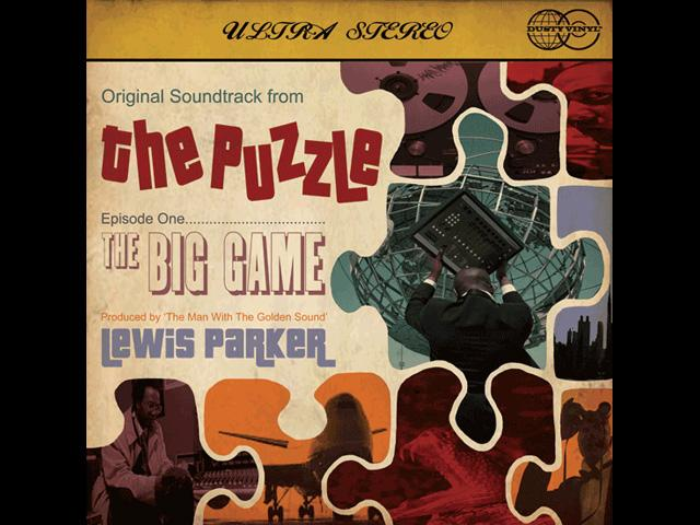 Lewis Parker ''The Puzzle Episode One THE BIG GAME'' ~ EMU SP-1200 Beat Machine