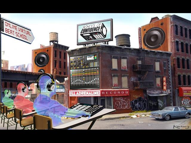 School Of Confidence​ Online Beat School Back In Session Febuary 2014 ~ Boom Bap