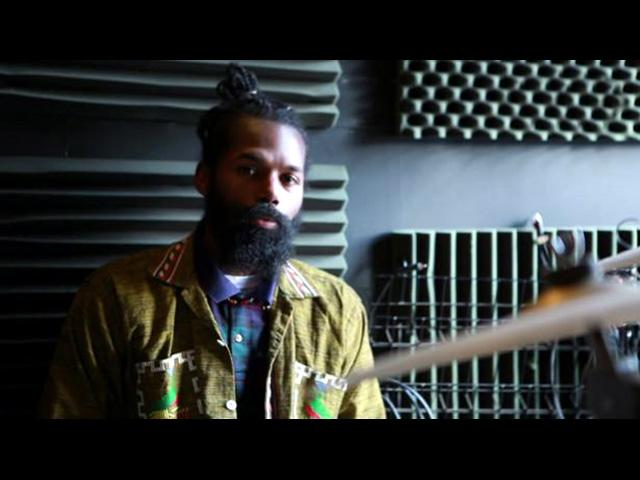 "Damu The Fudgemunk Video Interview ""Rhythm Roulette"" ~ Hip-hop Drum Breaks"