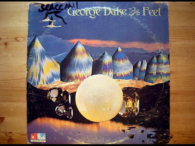 "George Duke ""FEEL"" ~ Digging In The Crates At On The Corner Music"
