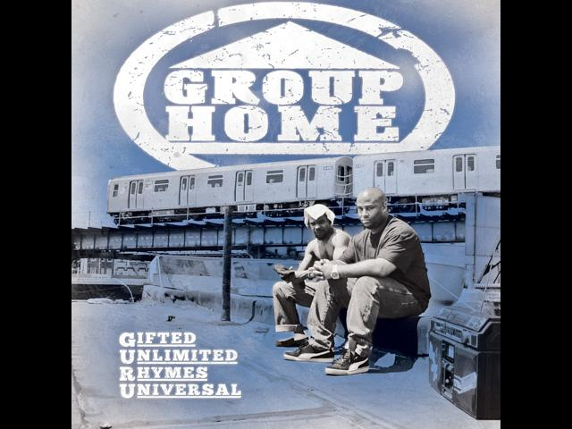 Group Home Tribute To The Legendary Guru ~ Gifted Unlimited Rhymes Universal
