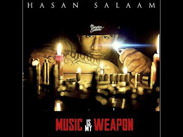 "Hasan Salaam Project Outreach ""Music Is My Weapon"" ~ BNR Artist Spotlight"