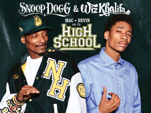 Mac & Devin Go to High School ft Snoop Dogg & Wiz Khalifa ~ BNR Movie Showcase