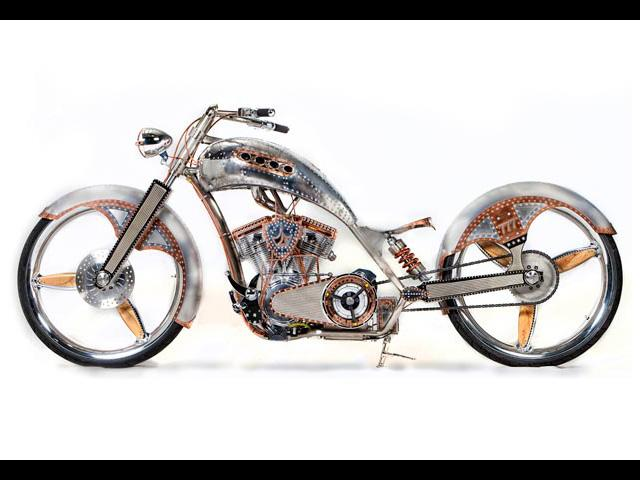 American Chopper Live Bike Build Off 2
