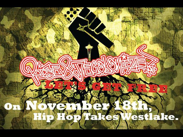 November 18th 2011 Hip Hop Occupies with